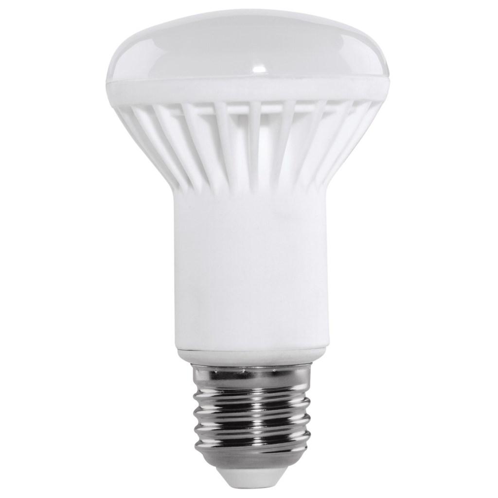 Xavax LED žárovka, 230 V, 8 W (=45 W), R63 reflektor, E27, teplá bílá