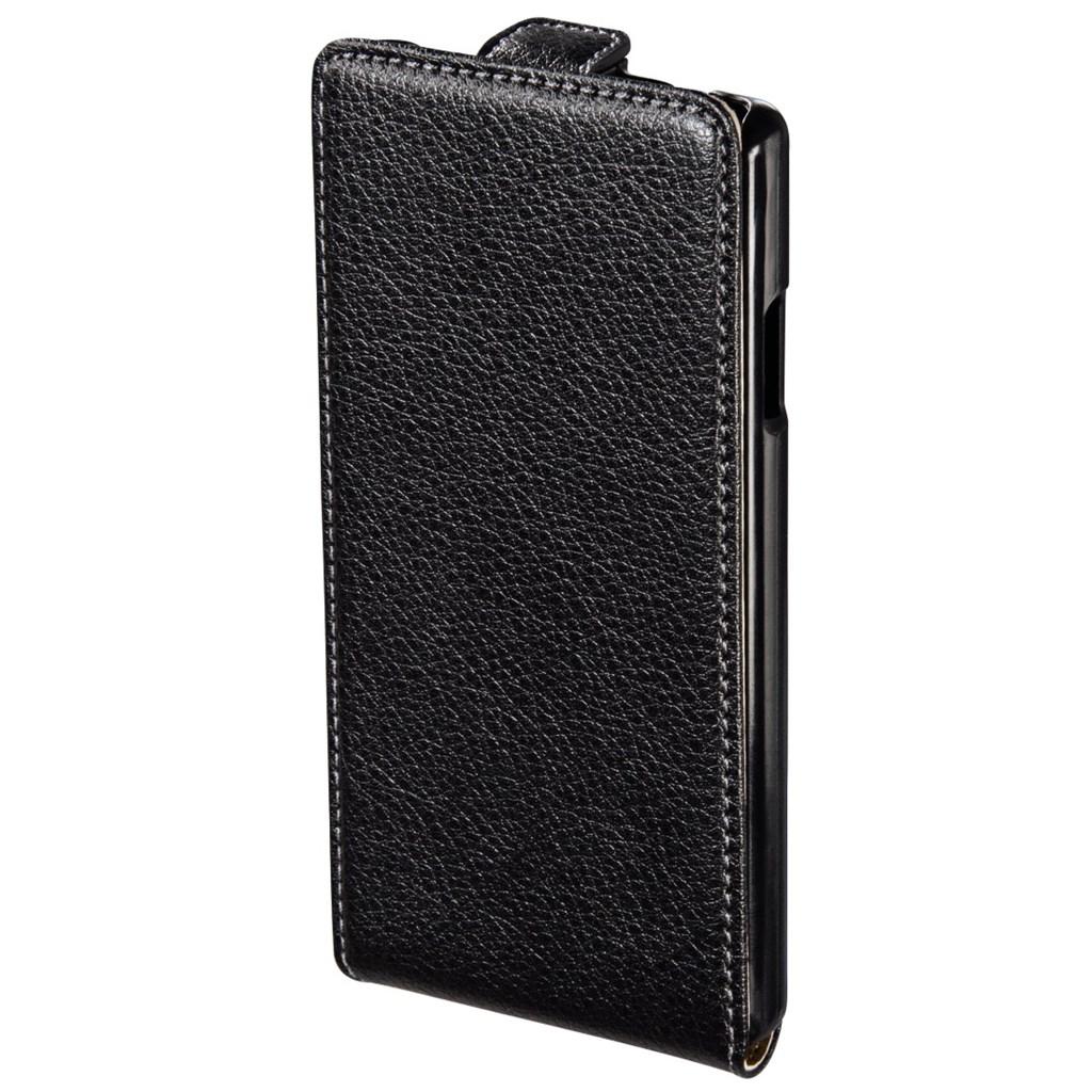 Hama smart Case Mobile Phone Window Case for Sony Xperia Z1, black