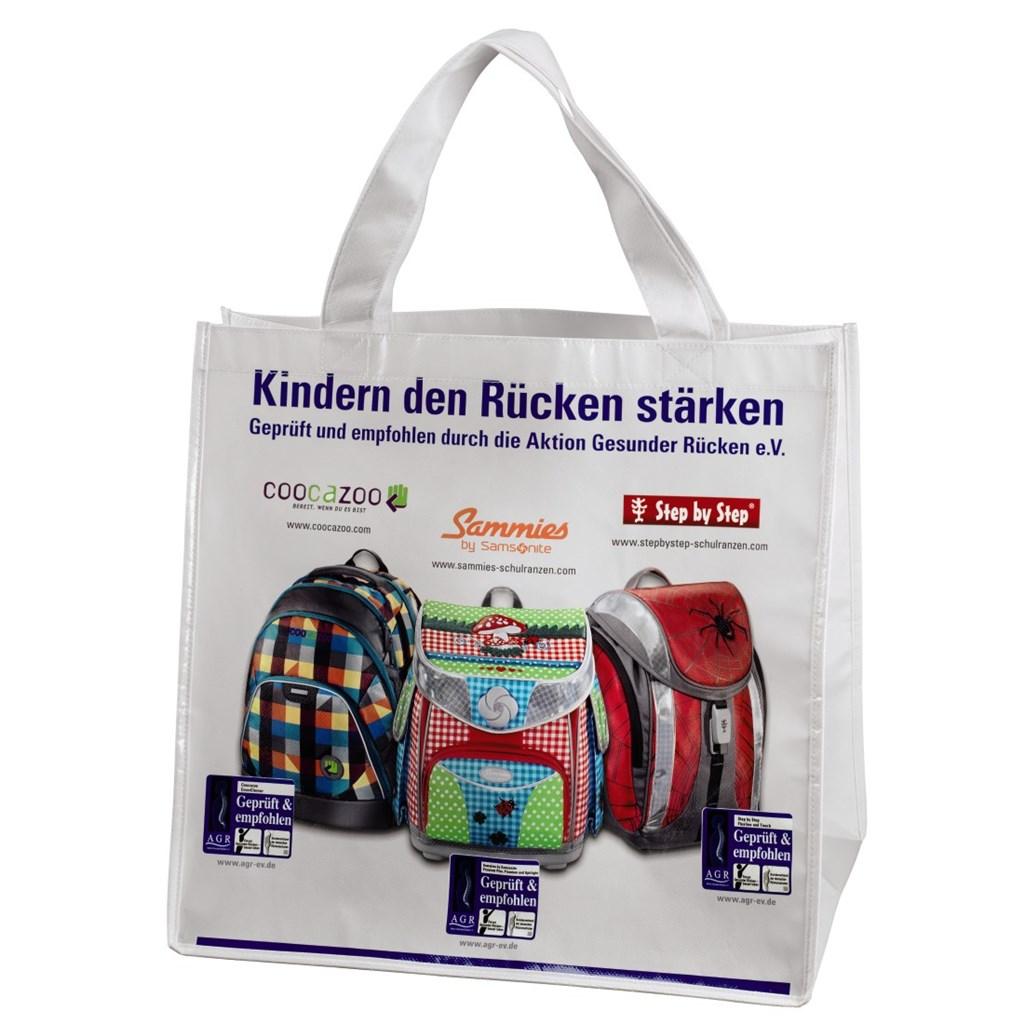 Univerzální přepravní taška pro školní aktovky a batohy