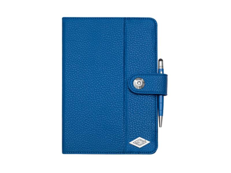 Obal WEDO pro iPad mini s touchpenem, modrý