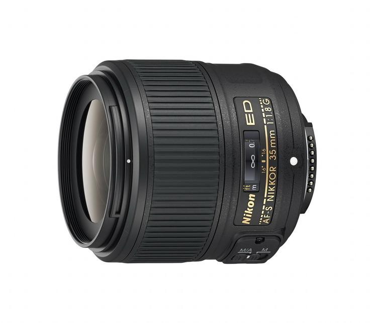 Nikon 35mm f/1.8G AF-S FX Nikkor