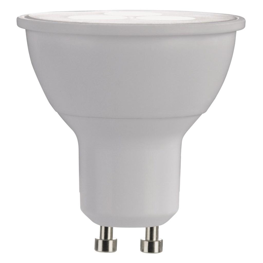 Xavax LED žárovka, 4 W (=35 W), reflektor, GU10, teplá bílá, 1 ks v blistru