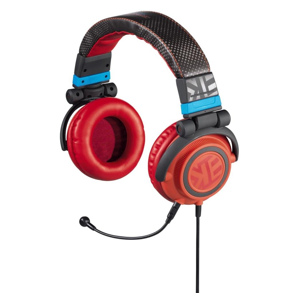 Hama knallbunt 2.0 Headset, červený