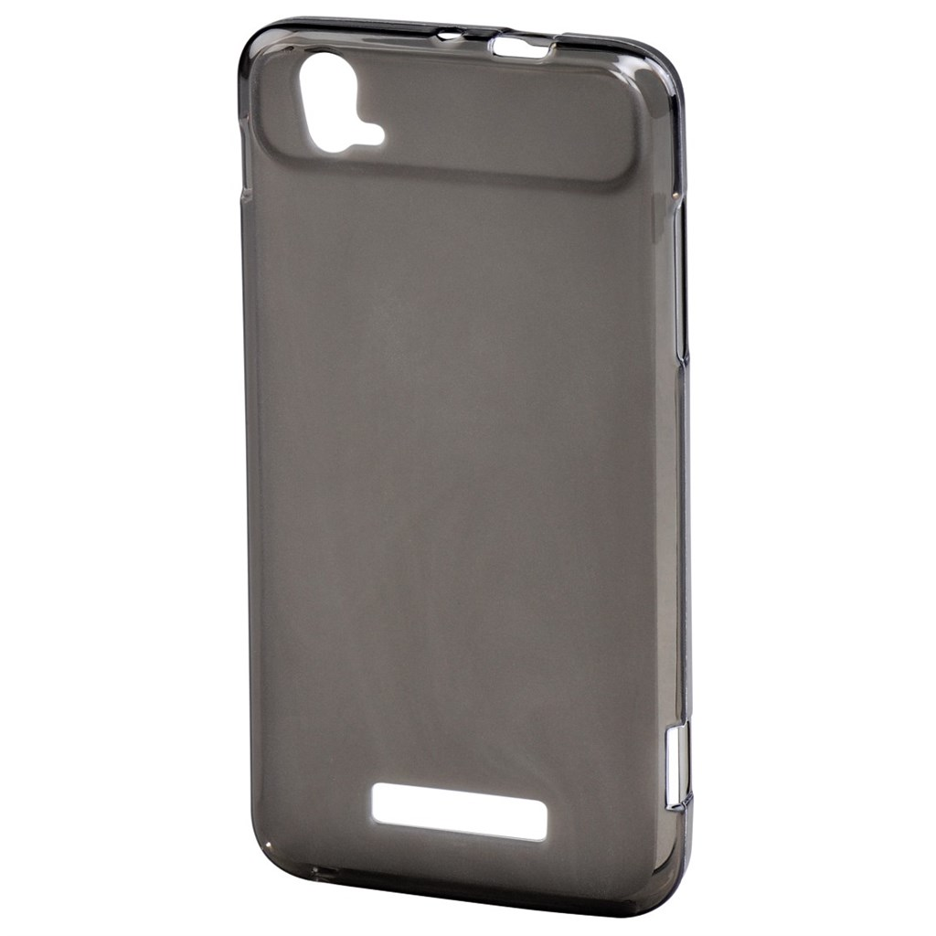 Hama Crystal Mobile Phone Cover for ZTE Grand S Flex, grey