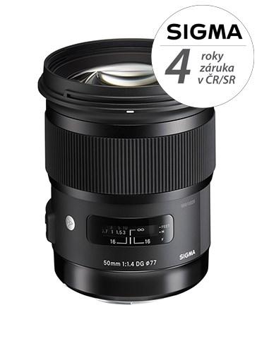SIGMA 50/1.4 DG HSM ART Canon