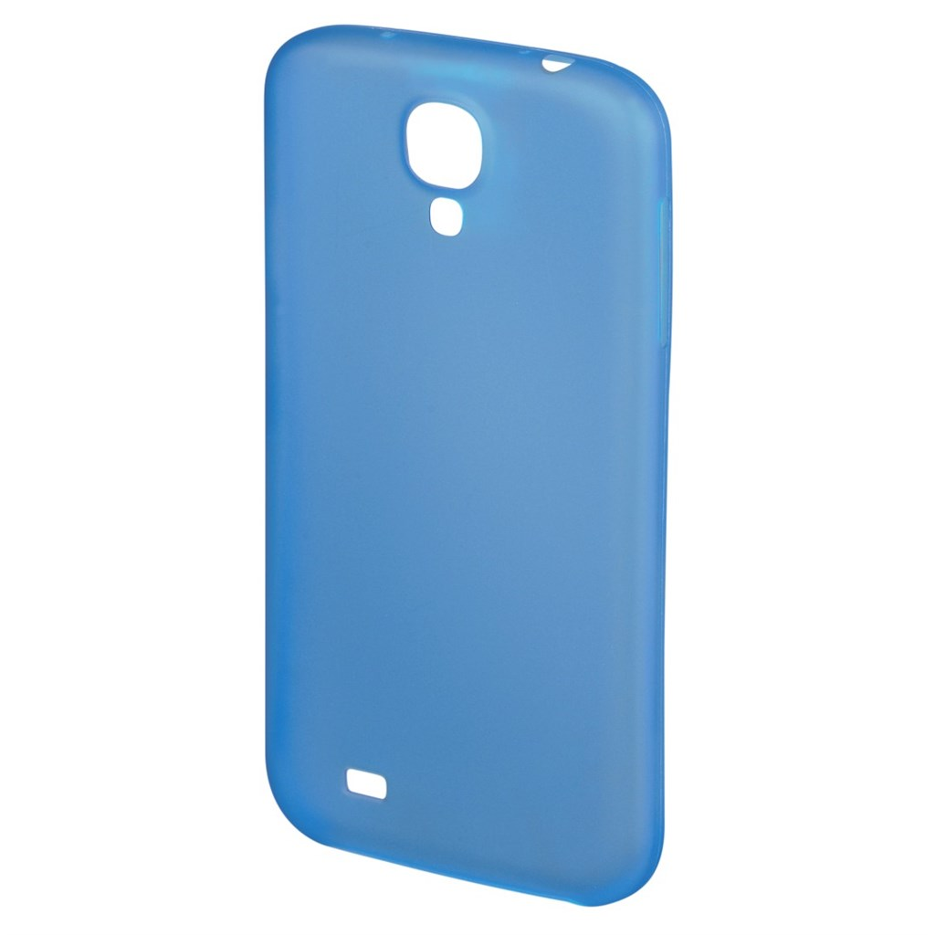 Hama ultra Slim Mobile Phone Cover for Samsung Galaxy S5, blue