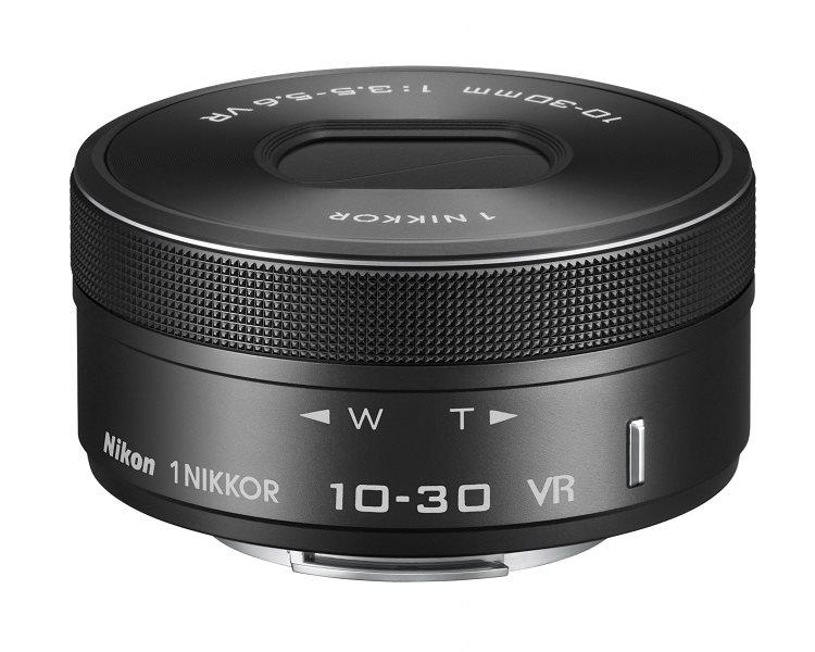 Nikon 1 Nikkor 10-30mm f/3.5-5.6 VR PD-Zoom Black