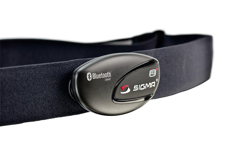 SIGMA R1 Blue Comfortex+, pás + Bluetooth senzor