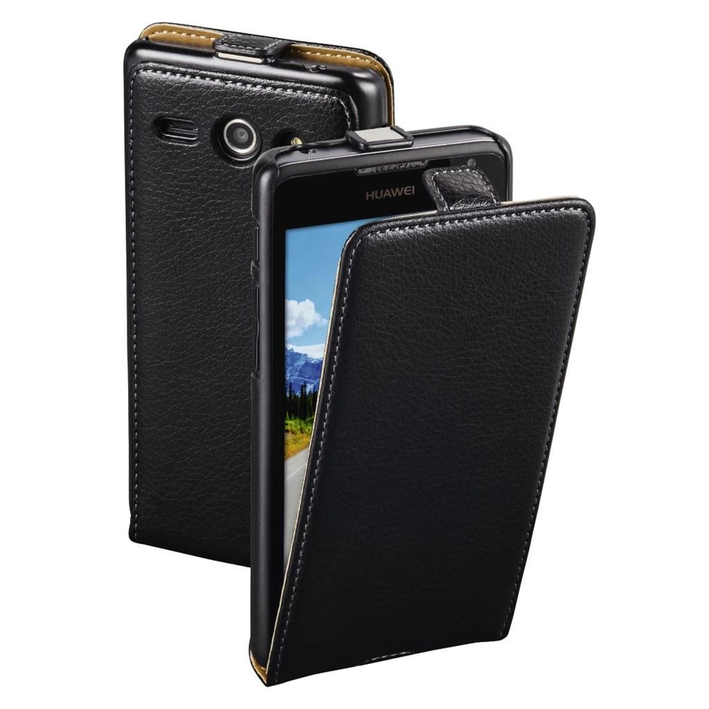 Hama smart Case Flap Case for Huawei Ascend Y530, black