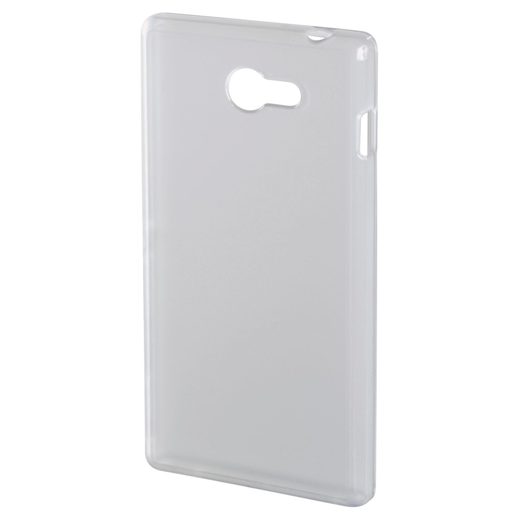 Hama crystal Cover for Sony Xperia M2, transparent