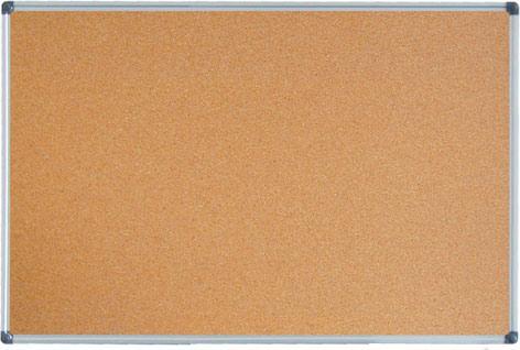 Korková tabule 60x90 cm, ALU rám