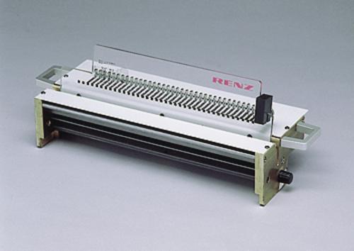 Výsekový nástroj RENZ DTP s 4 děrovačkou, průměr 6 mm