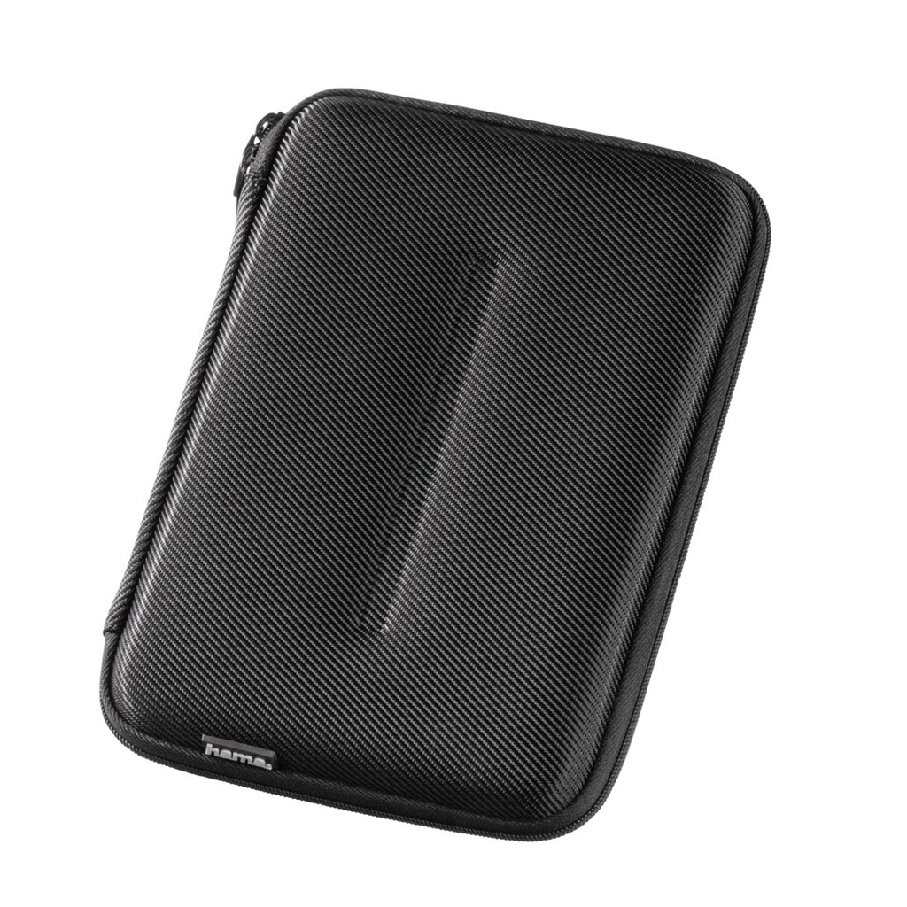 "Hama pouzdro HardCase Arrow pro tablety/čtečky do 15,2 cm (6""), černé"