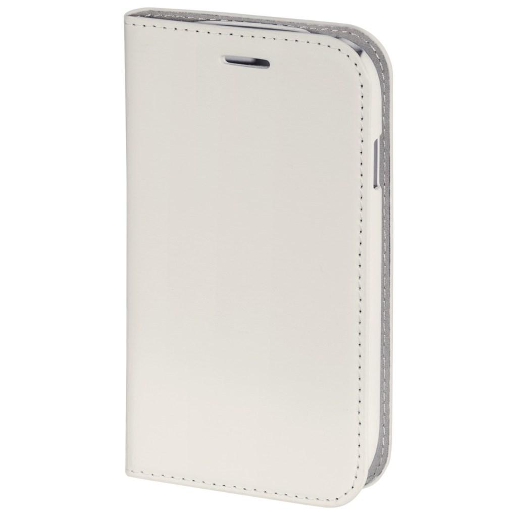 Hama slim Booklet Case for Samsung Galaxy S III mini, white