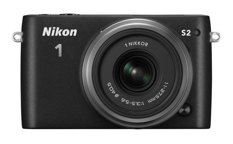 Nikon 1 S2 + 11-27.5mm černý