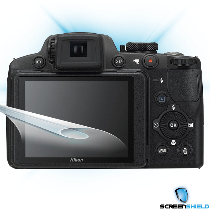 ScreenShield fólie na displej pro Nikon Coolpix P510