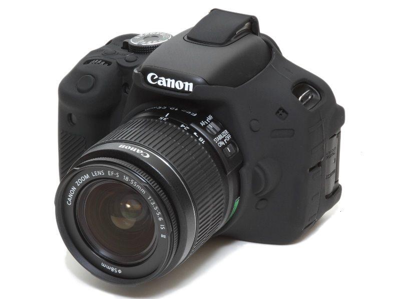 Easy Cover Reflex Silic Canon 600D Black