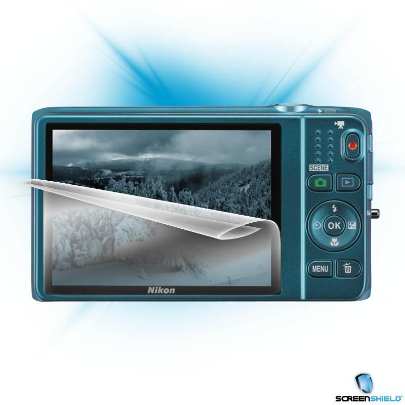 ScreenShield fólie na displej pro Nikon Coolpix S6500