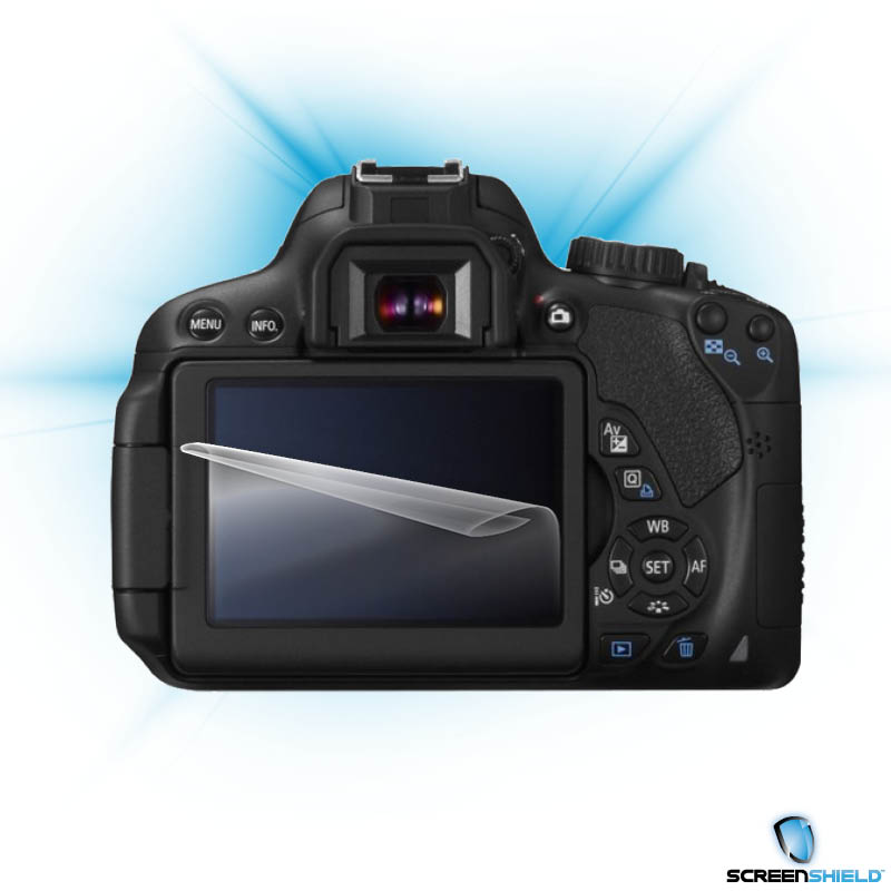 ScreenShield fólie na displej pro Canon EOS 650D