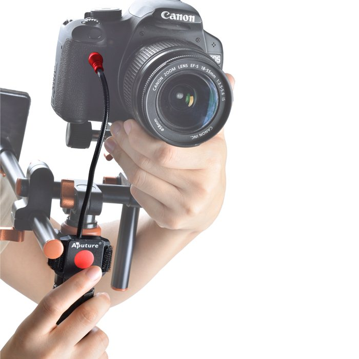 Aputure V-Remote Infrared Controller - dálkový ovladač (Canon) VR-1
