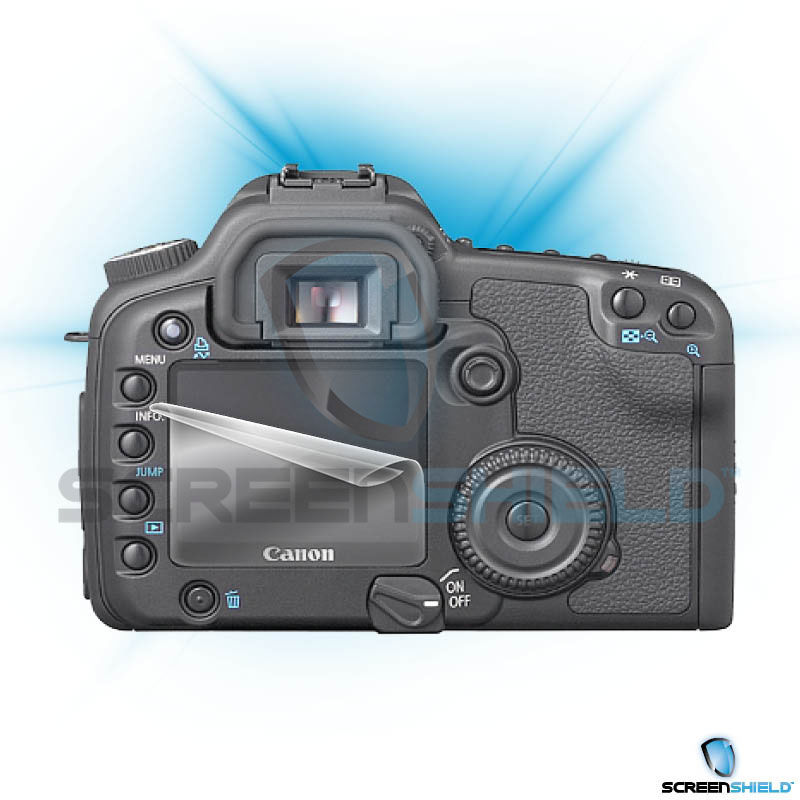 ScreenShield fólie na displej pro Canon EOS 30D