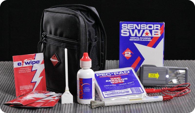 PhotoSol Digital Survival Kit PRO - čistící sada (3)