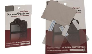 Easy Cover Screen Protector Nikon D3200/D3300