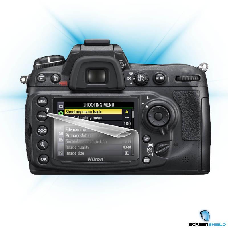 ScreenShield fólie na displej pro Nikon D300s