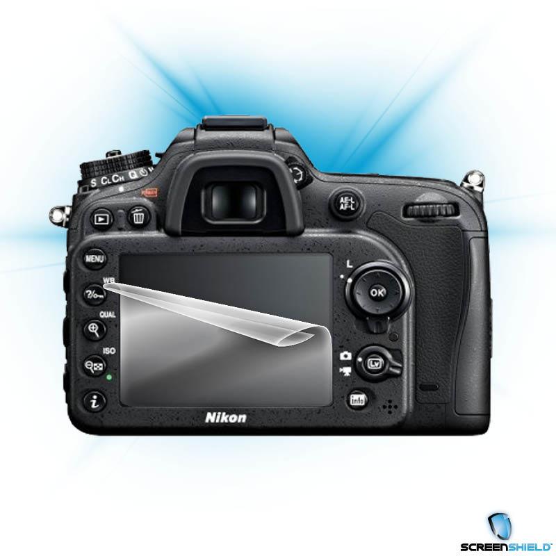 ScreenShield fólie na displej pro Nikon D7100