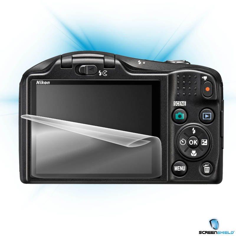 ScreenShield fólie na displej pro Nikon Coolpix L620