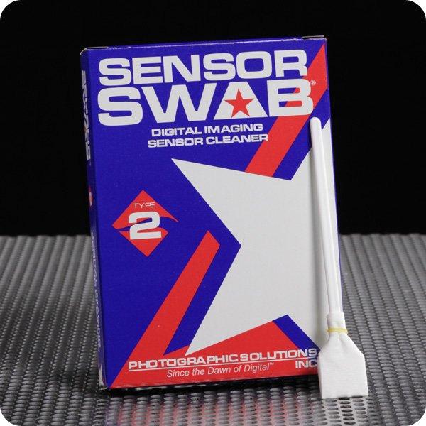 PhotoSol SensorSwab - čistící stěrka na čip (2)