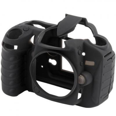 Easy Cover Reflex Silic Nikon D90 Black