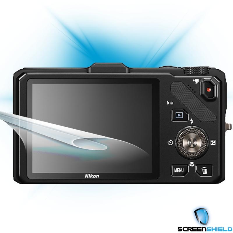 ScreenShield fólie na displej pro Nikon Coolpix S6300