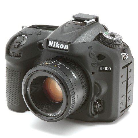 Easy Cover Reflex Silic Nikon D7100 Black