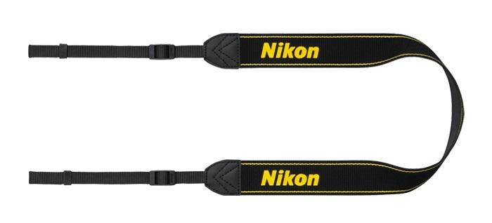 Nikon AN-DC3 černá
