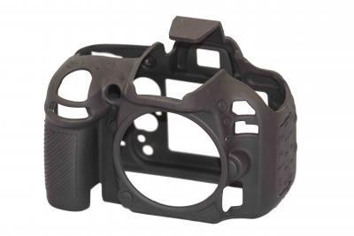 Easy Cover Reflex Silic Nikon D600 Black