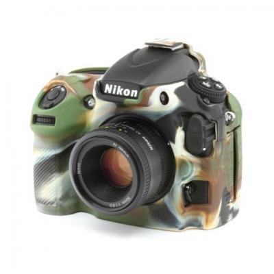 Easy Cover Reflex Silic Nikon D800/D800E Camouflage