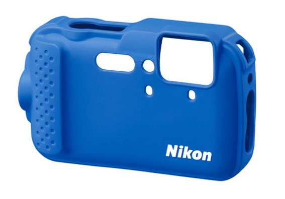 Nikon CF-CP001 modrá