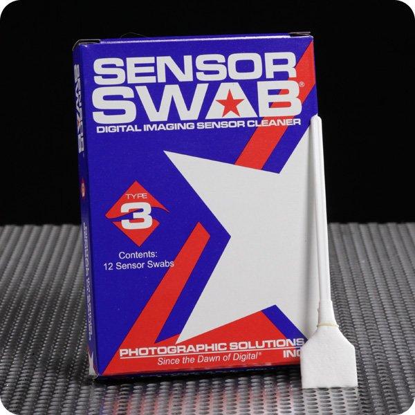 PhotoSol SensorSwab - čistící stěrka na čip (3)