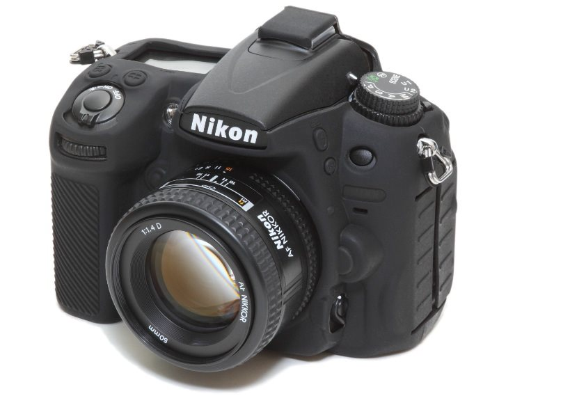 Easy Cover Reflex Silic Nikon D7000 Black