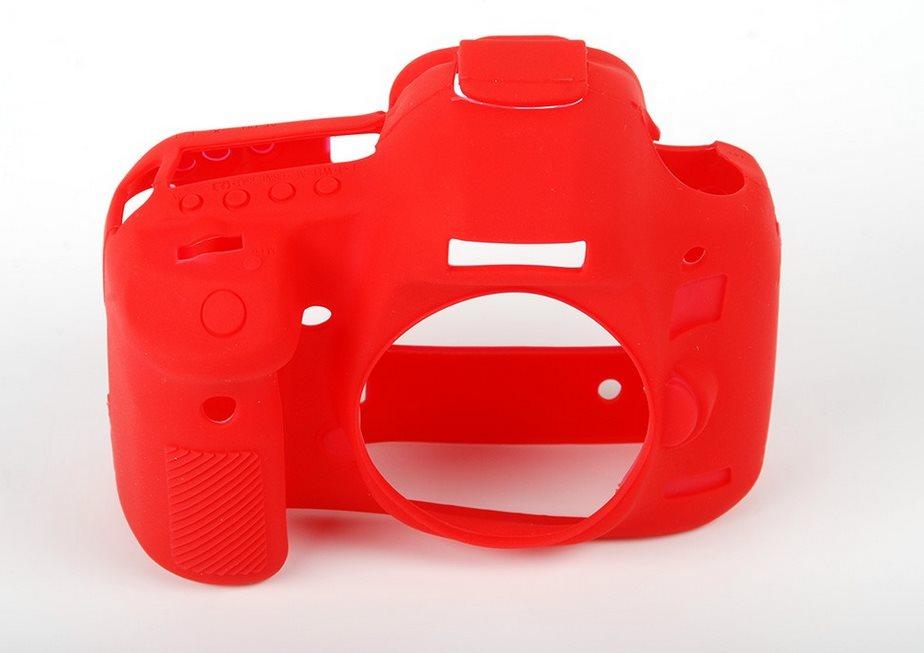 Easy Cover Reflex Silic Canon 5D Mark III Red