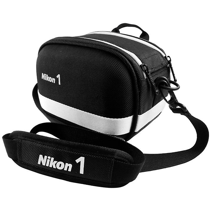 Nikon CF-EU06 systémová brašna pro Nikon 1, černá