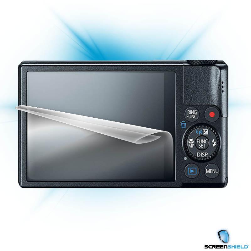 ScreenShield fólie na displej pro Canon PowerShot S110