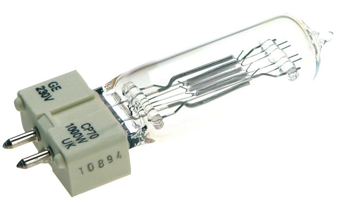 Linkstar GX9.5/1000W halogenová žárovka