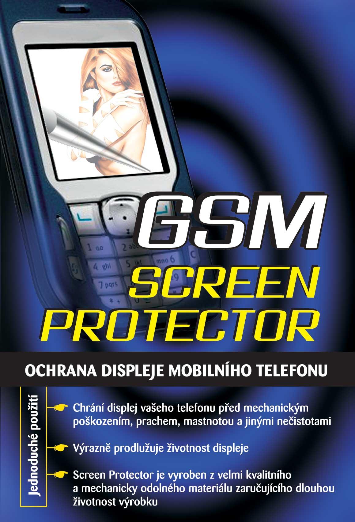Ochranná univerzální fólie Screen Protector® 6x8