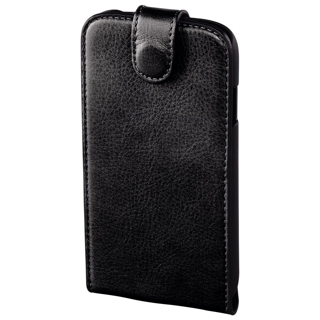 Hama prime/Smart Case Mobile Phone Window Case for Galaxy S 4, black