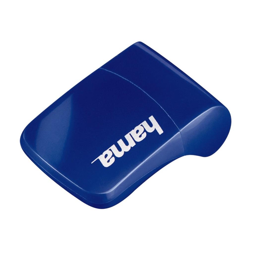 Hama jelly FlashPen, USB 2.0, 16 GB, 15 MB/s, modrá