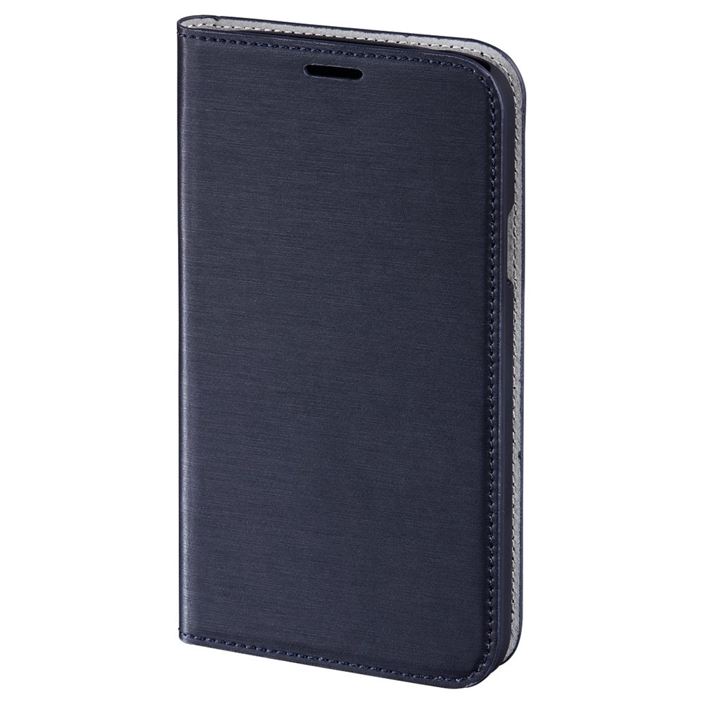 Hama pocket Case Booklet Case for Samsung Galaxy S5, navy
