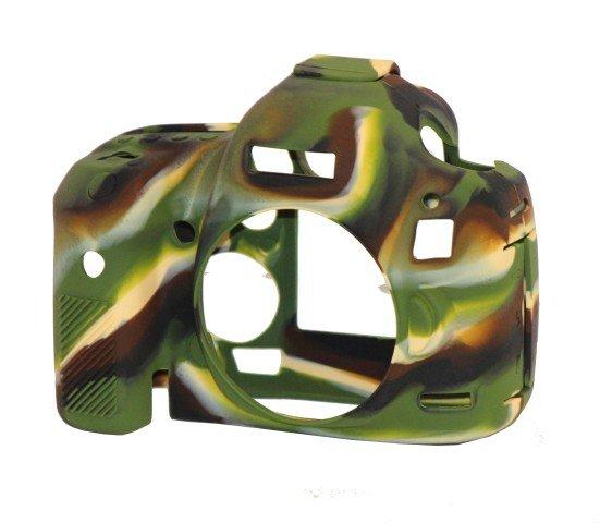 Easy Cover Pouzdro Reflex Silic Canon 5D Mark III Camouflage
