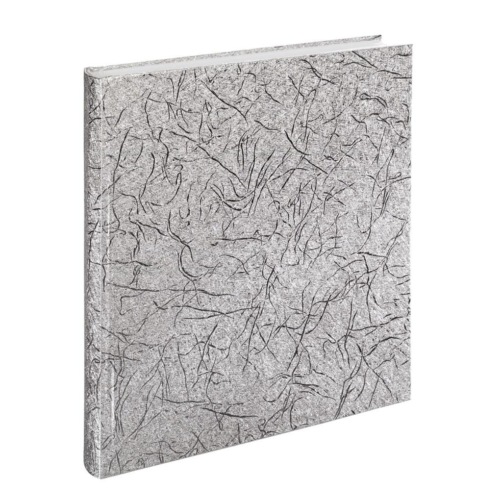 Hama album klasické CARACAS 29x32 cm, 50 stran, stříbrné